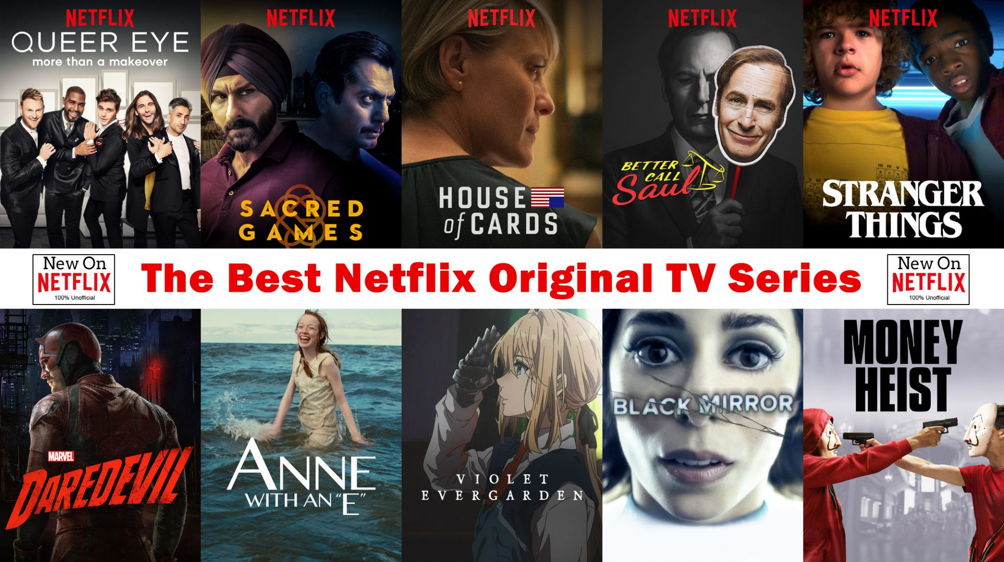 What Are The Best Netflix Original TV Series Right Now? (8th