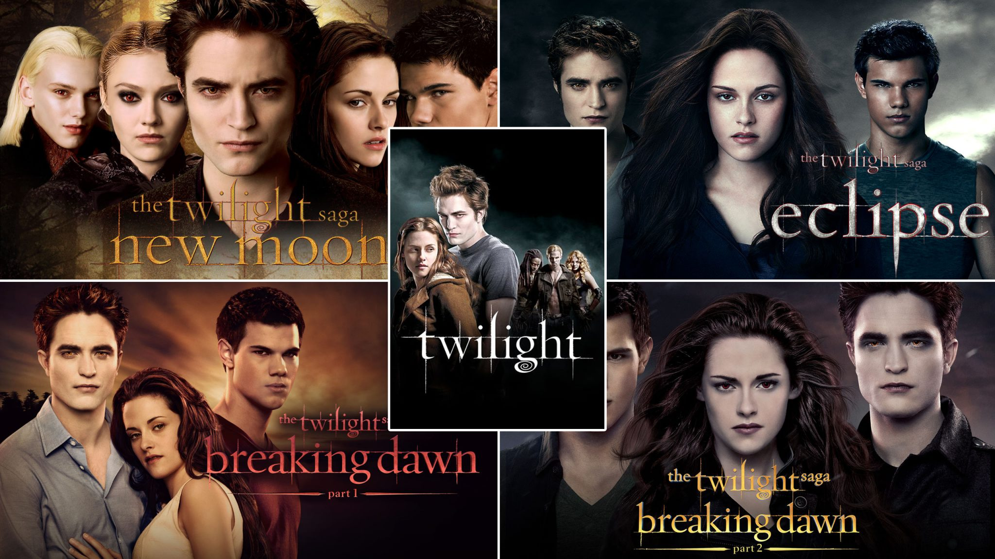 Twilight Full Story Book