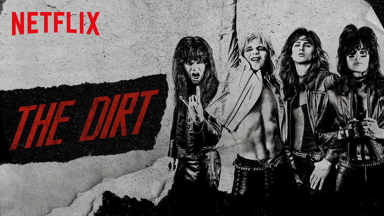 Image result for the dirt on netflix