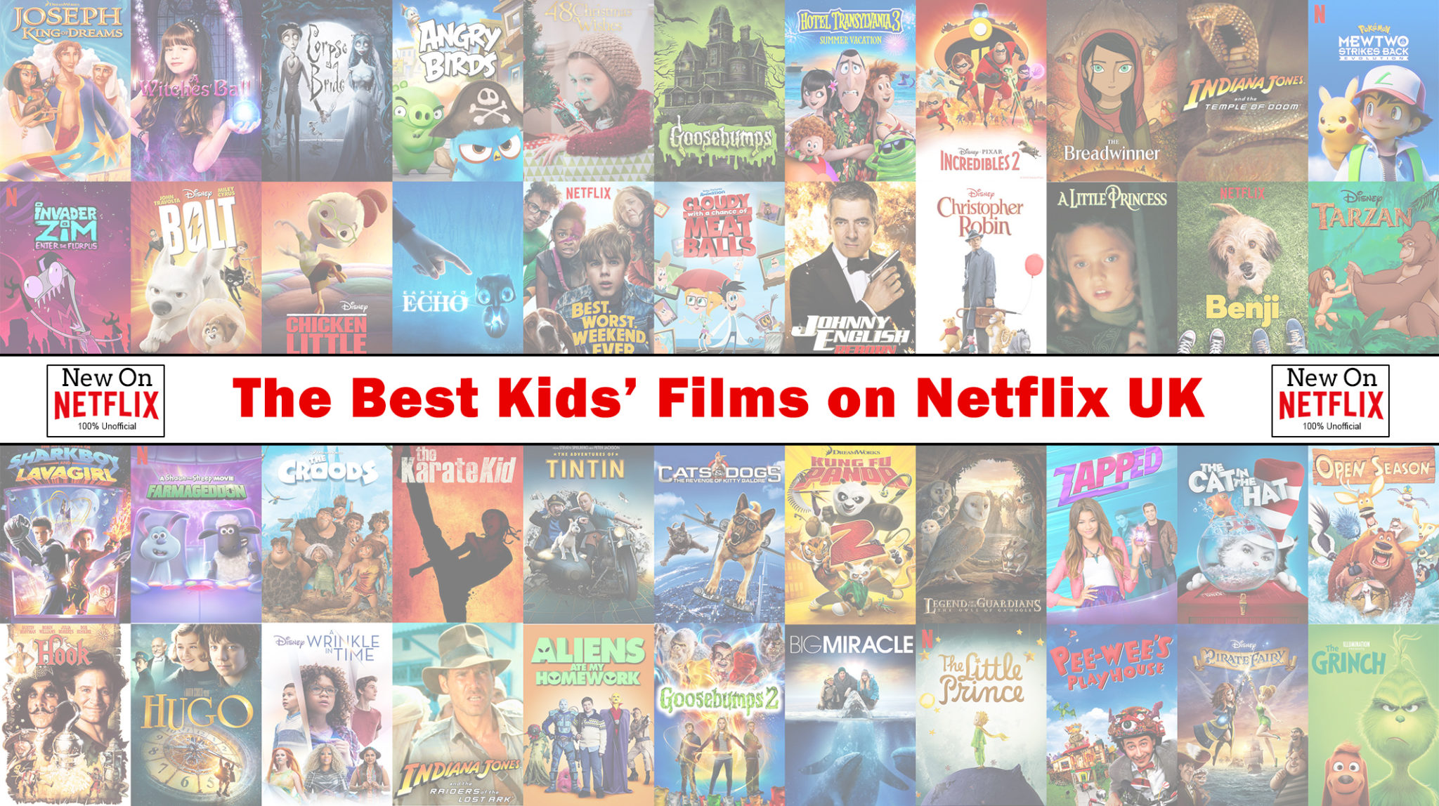 School Closed For Coronavirus Here Are The Best Kids Family Films On Netflix Uk New On Netflix News