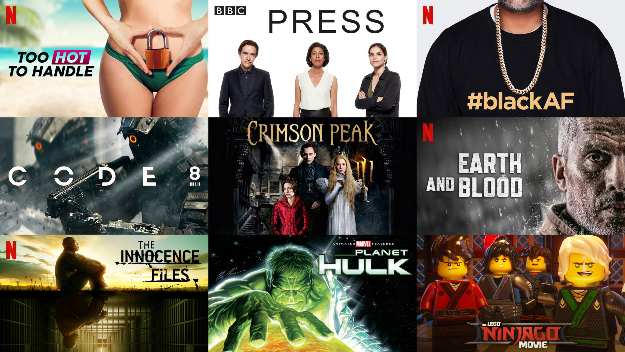 Full List Of Everything Added To Netflix Uk This Week 17th April 2020 New On Netflix News